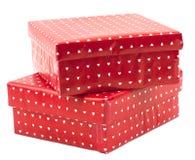 Cadeaux de Valentine Image libre de droits
