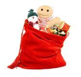 Cadeaux et jouets de Noël Photos libres de droits