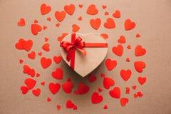 Cadeaux pour des amants Images libres de droits