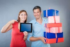 Cadeaux pour tous Photographie stock libre de droits