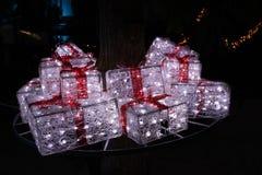 Cadeaux sans surprise image stock