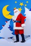 Cadeaux Santa Photos stock