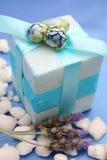 Cadeaux savonneux photographie stock