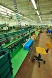 Cadeia de fabricação Imagem de Stock