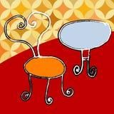 Cadeira Ilustração do Vetor