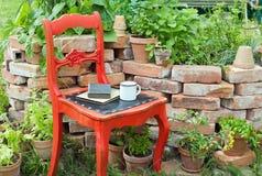 Cadeira Fotografia de Stock