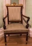 Cadeira antiga Imagem de Stock