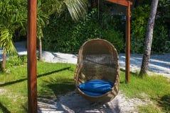 Cadeira-balanço Fotos de Stock Royalty Free