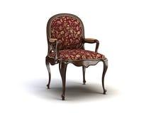 Cadeira clássica ilustração royalty free