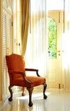 Cadeira clássica Fotos de Stock Royalty Free