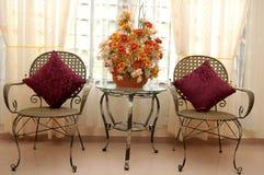 Cadeira Cosy Fotos de Stock Royalty Free