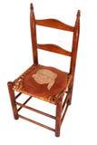 Cadeira da criança com coxim foto de stock royalty free