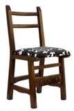 Cadeira da vaca do ofício Imagens de Stock Royalty Free