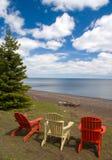 Cadeira de Adirondack Imagem de Stock