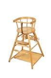 Cadeira de alimentação do bebê Imagens de Stock