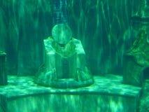 Cadeira de Atlantis do rei Fotografia de Stock