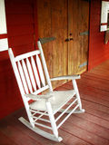 Cadeira de balanço Imagens de Stock Royalty Free