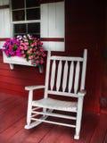 Cadeira de balanço Fotos de Stock