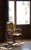 Cadeira de balanço Imagens de Stock