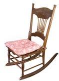 Cadeira de balanço sem braços Fotos de Stock Royalty Free