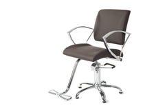 Cadeira de barbeiro Fotos de Stock Royalty Free