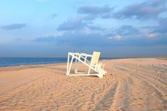 Cadeira de Baywatch Imagens de Stock Royalty Free