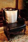 Cadeira de canto Fotografia de Stock Royalty Free