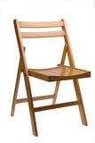 Cadeira de dobradura foto de stock royalty free