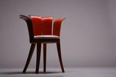 Cadeira de madeira Imagem de Stock Royalty Free