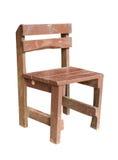 Cadeira de madeira Fotos de Stock Royalty Free