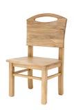 Cadeira de madeira foto de stock