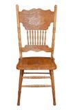 Cadeira de madeira velha Fotos de Stock Royalty Free