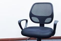 Cadeira de nylon do escritório foto de stock royalty free