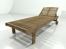 Cadeira de plataforma Imagens de Stock