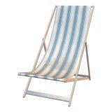 Cadeira de plataforma Imagem de Stock Royalty Free