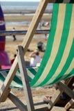 Cadeira de plataforma Imagem de Stock