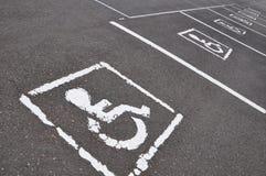 Cadeira de roda Fotografia de Stock