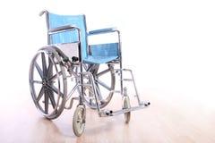Cadeira de rodas Fotos de Stock Royalty Free