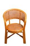 Cadeira de vime Foto de Stock