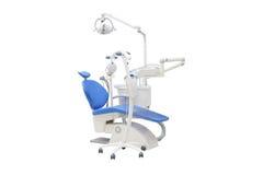Cadeira dental imagens de stock
