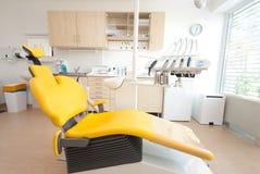 Cadeira dental III. Fotografia de Stock Royalty Free