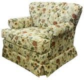 Cadeira do acento do estilo tradicional fotografia de stock