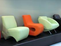Cadeira do braço Imagens de Stock Royalty Free