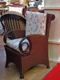 Cadeira do braço Imagem de Stock Royalty Free