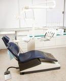 Cadeira do dentista Foto de Stock Royalty Free