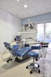 Cadeira do dentista Imagem de Stock