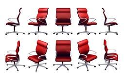 Cadeira do escritório Imagem de Stock Royalty Free
