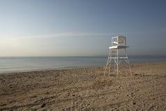 Cadeira do Lifeguard Imagens de Stock
