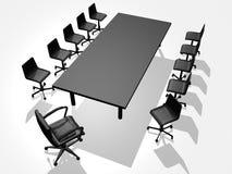Cadeira do negócio Fotos de Stock