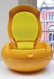 Cadeira do ovo Fotos de Stock Royalty Free